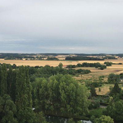 Loire Valley landscape