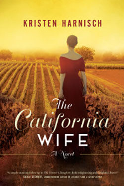 The California Wife cover