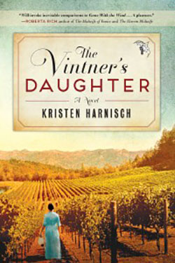 The Vintners Daughter cover