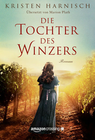 The Vintner's Daughter, German Edition